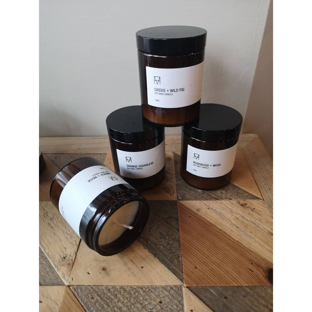HANDMADE CANDLE COMPANY assorted fragrances
