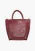 #70 Saddlery Tote Bag in Berry