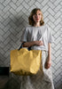TOTELY BUCKET TOTE in Machine washed Canary