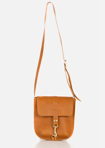 BURTON BAG in Tan