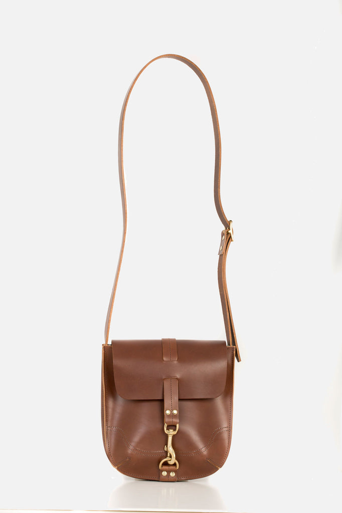 BURTON BAG in Praline