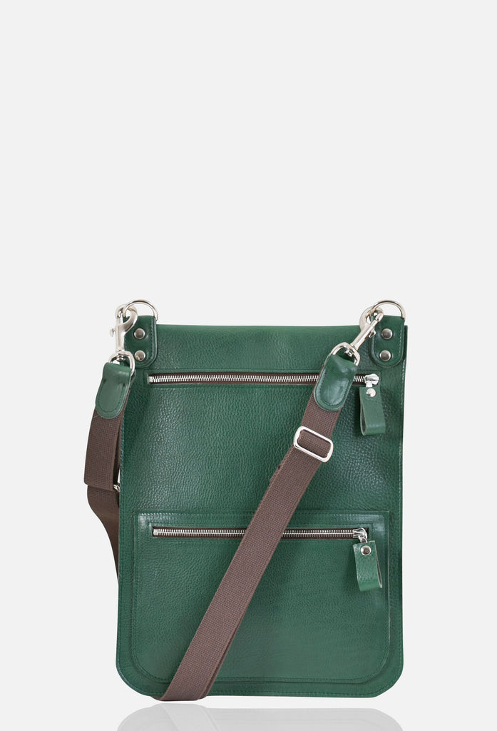 QUARRY BAG in Fir Tree Green