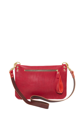 VAN DER ROHE bag in SCARLET