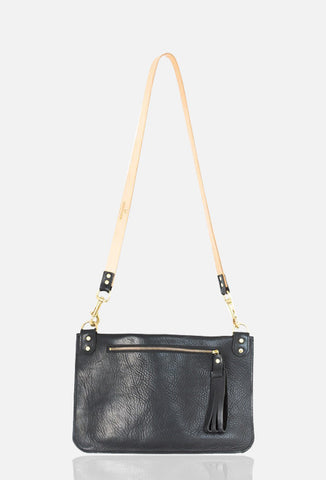VAN DER ROHE bag in Cinder Black