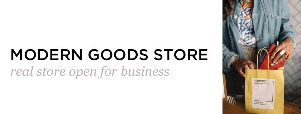 LINK to MODERN GOODS STORE