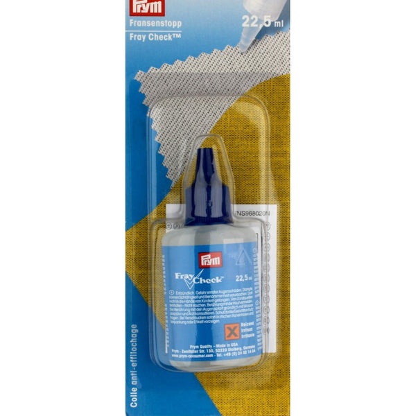 WEFT SEALER (PRYM FRAY CHECK) - LUXHAIRIOUS