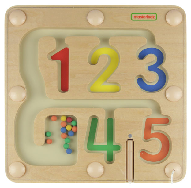1 - 5 Magnetic Maze