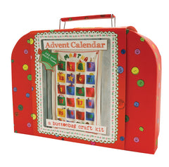 Advent Calendar Craft Kit