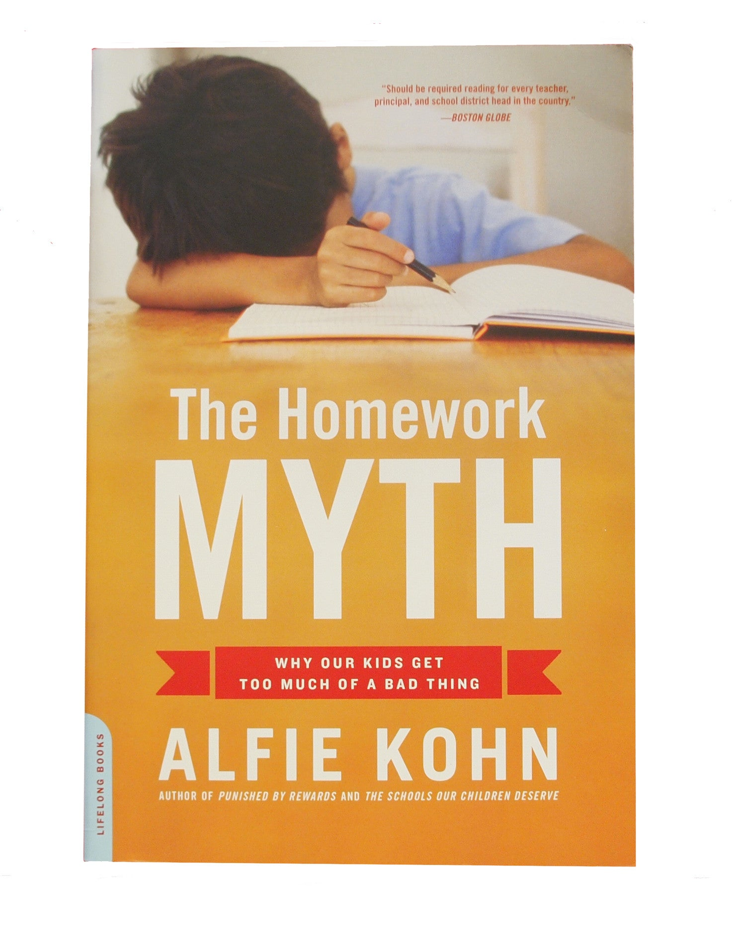 the homework myth alfie kohn summary