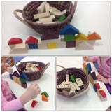 Colour From Nature Building Blocks