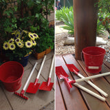 """I'm Red-dy to Garden"" Gift Set"