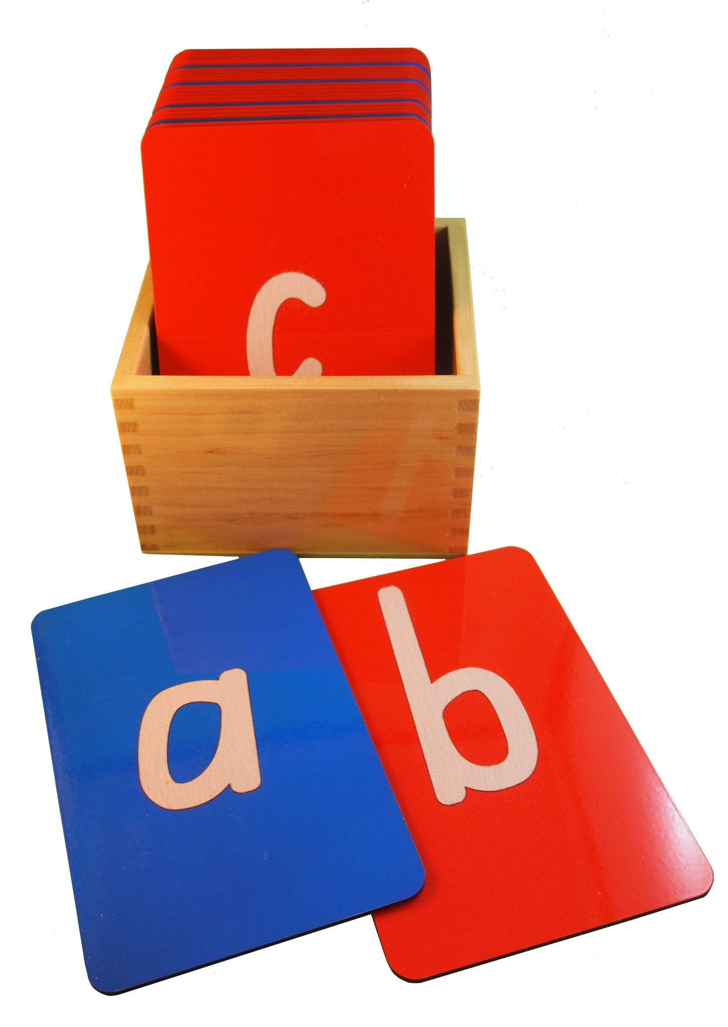 Sandpaper Letters - Lowercase