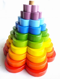 Heart Stacking Tower
