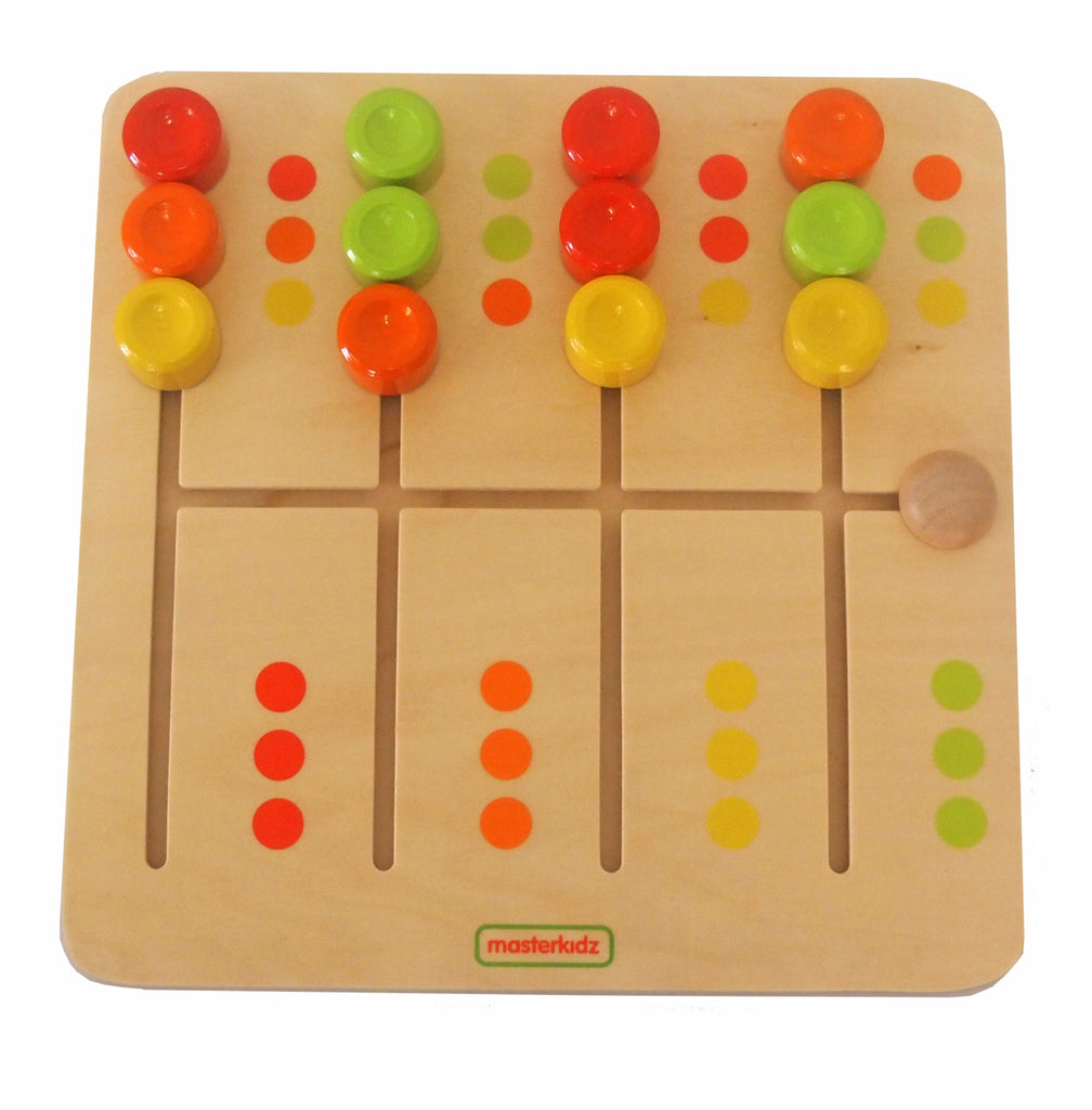 Colour Matching Sliding Game