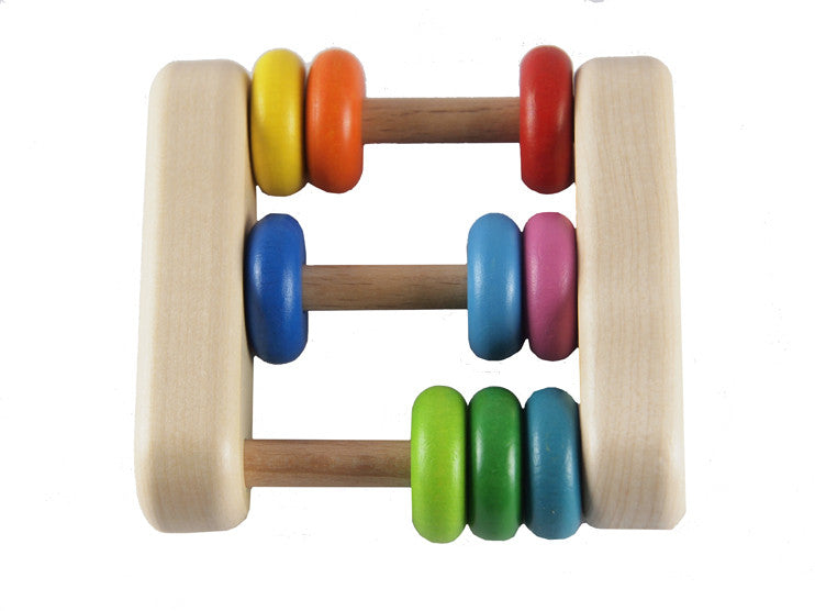Abacus Rattle