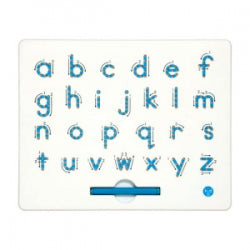 Lowercase Letter Magnetic Tracing