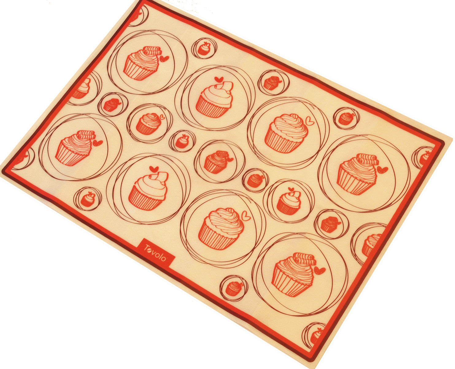 Silicon Baking Mat (Reusable!)