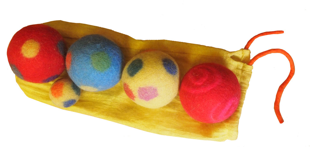 Baby Bocce Set