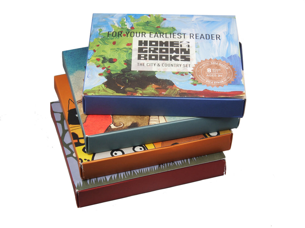 Home Grown Book Sets