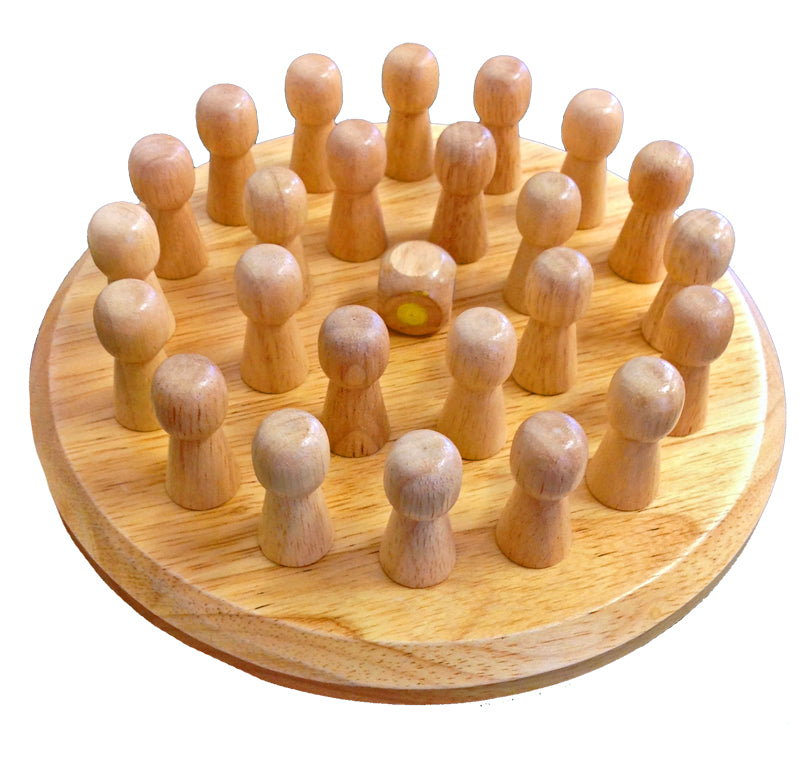'Colour Chess' Memory Game