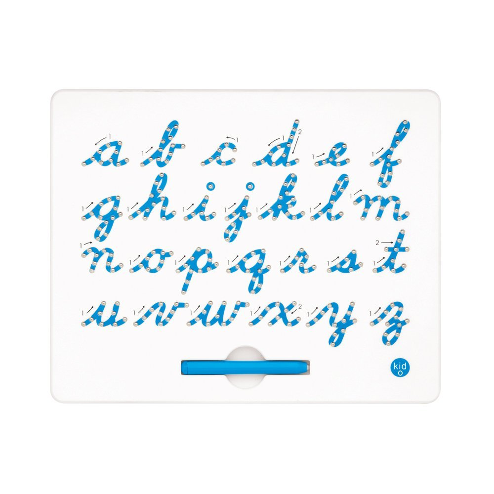 Cursive Letter Magnetic Tracing