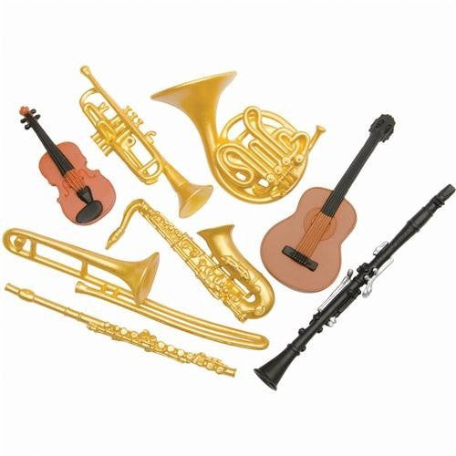 Model Instruments & 3 Part Cards