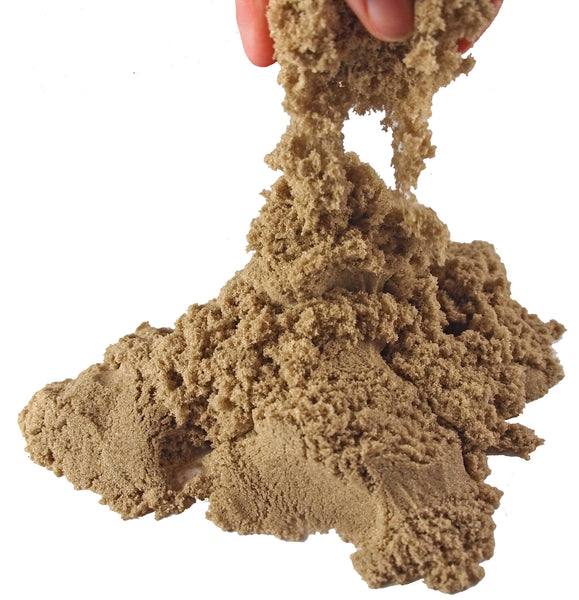 Kinetic Sand Montessori Child