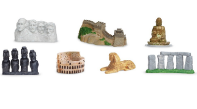 World Landmarks (Set 2)