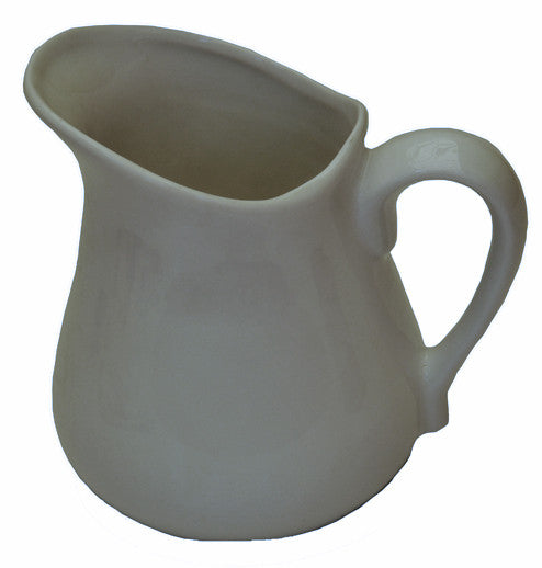 Larger White Jug