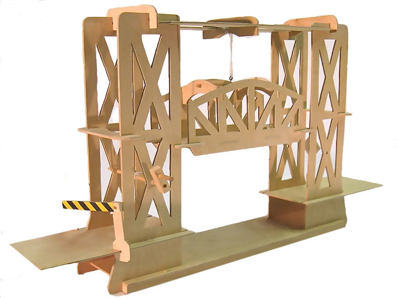 Lift Bridge Construction Set