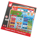 """A Beautiful Day"" Magnetic Calendar"