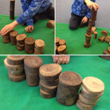 Tree Rounds - Counting & Building Set