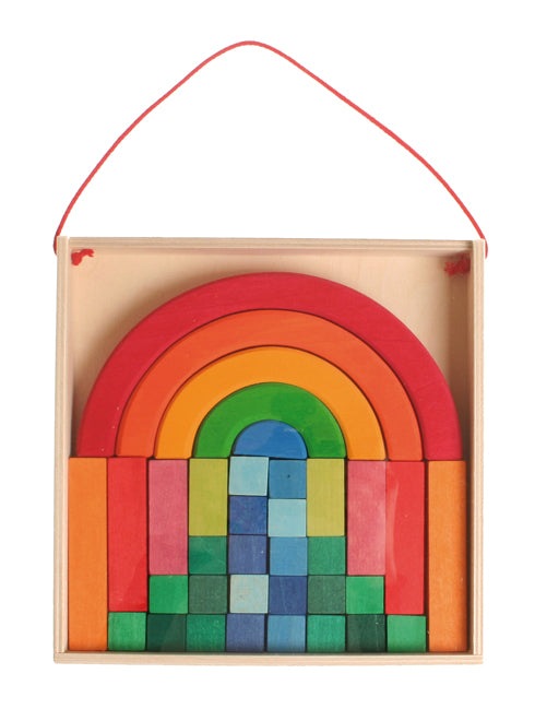 Rainbow Portable Building Set