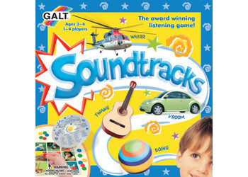 Soundtracks Listening Game