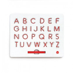 Uppercase Letter Magnetic Tracing