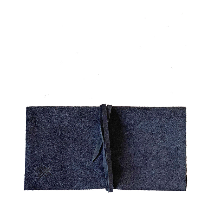 WRAP POUCH NAVY
