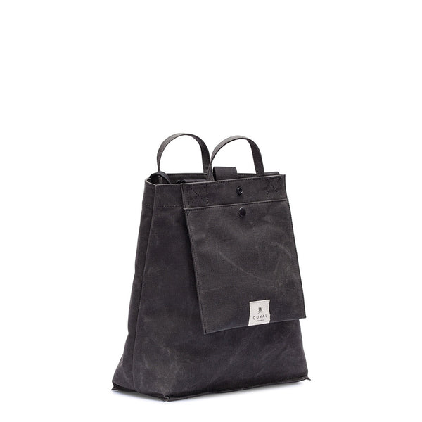 No. 301 Bootcut Tote Charcoal