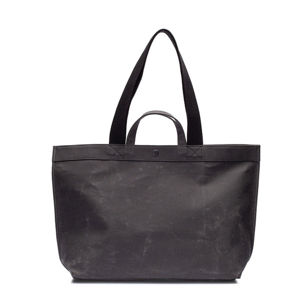 No. 204 Large Tote Charcoal
