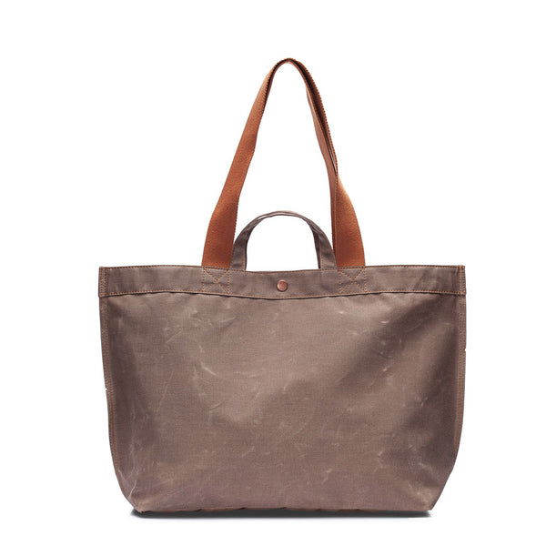 No. 204 Large Tote Tobacco