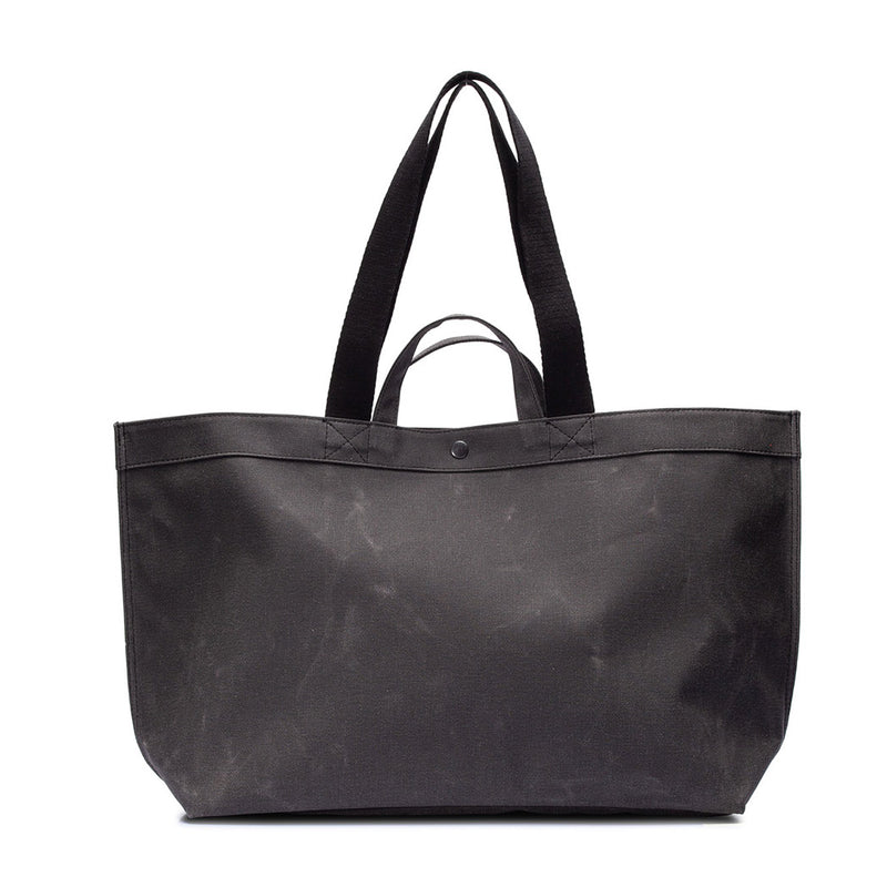 No. 205 XLarge Tote Charcoal (REVERSIBLE)