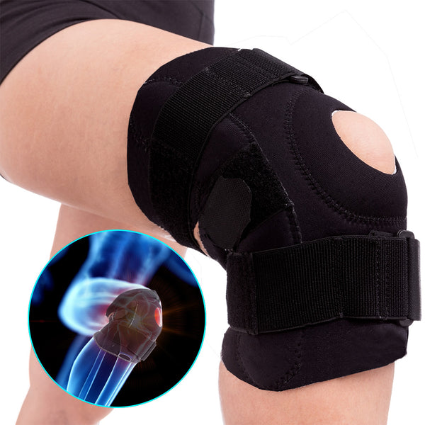 Professional Compression Knee Brace Support For Arthritis Relief, Joint Pain, ACL, MCL, Meniscus Tear, Post Surgery