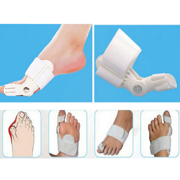 Bunion Splint Big Toe Straightener Corrector Foot Pain Relief Hallux Valgus Correction