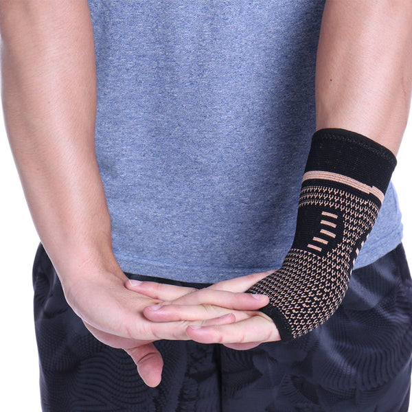 Compression Wrist Guard Arthritis Brace Sleeve Support