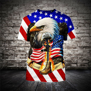 2nd Amendment 'Merica T-shirt