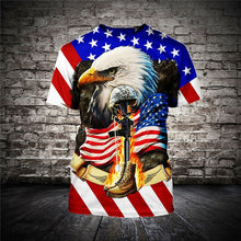 Load image into Gallery viewer, 2nd Amendment 'Merica T-shirt