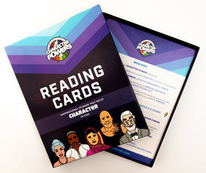1 Pack of Reading Cards