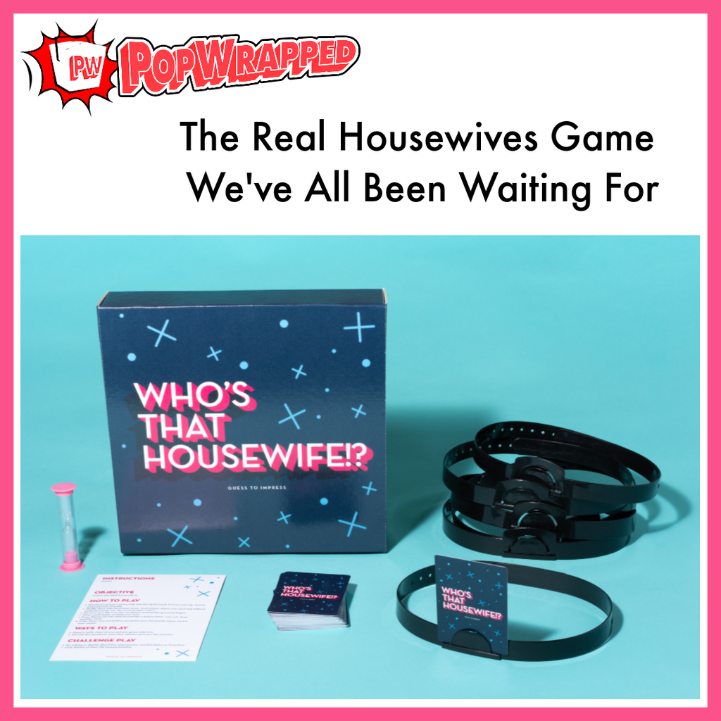 The Real Housewives Game We've All Been Waiting For