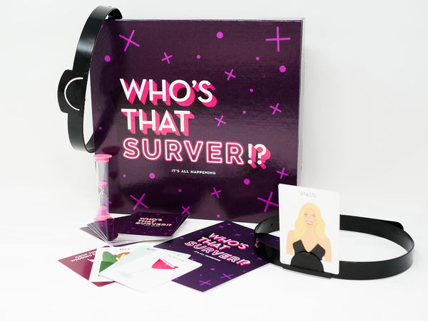 Who's That Surver!? | Pump Rules Party Game