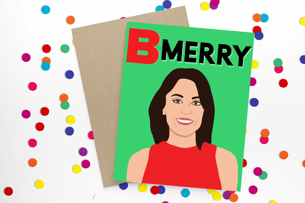 RHONY Real Housewives New York City Bethenny Bravo Card
