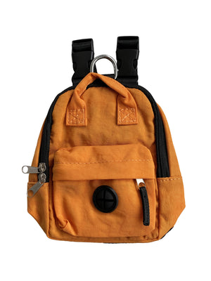 Orange Dog Backpack